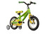 Ghost Powerkid 12 green/yellow/red